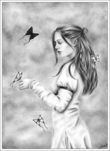 She_with_the_butterflies_by_Zindy