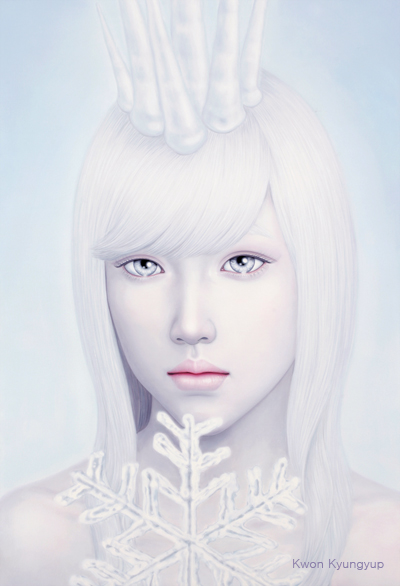 001_Kwon KyungYup_Snow Queen_130X97_2012